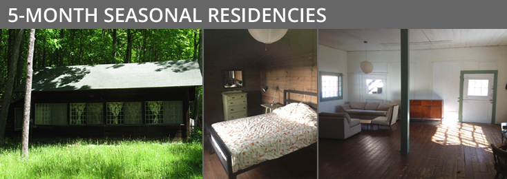 5-month residencies