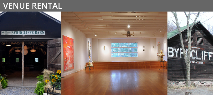 Venue Rental | WELCOME TO THE WOODSTOCK BYRDCLIFFE GUILD