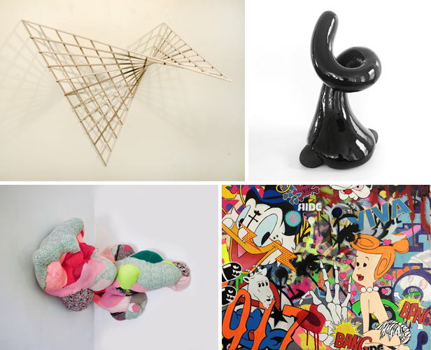 Relief: Byrdcliffe Artists-in-Residence 2018